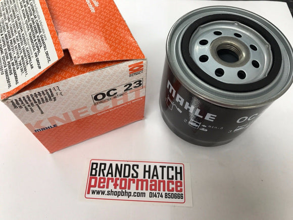 Ford Sierra 4X4 RS Cosworth 2.0 MAHLE Oil Filter OC23