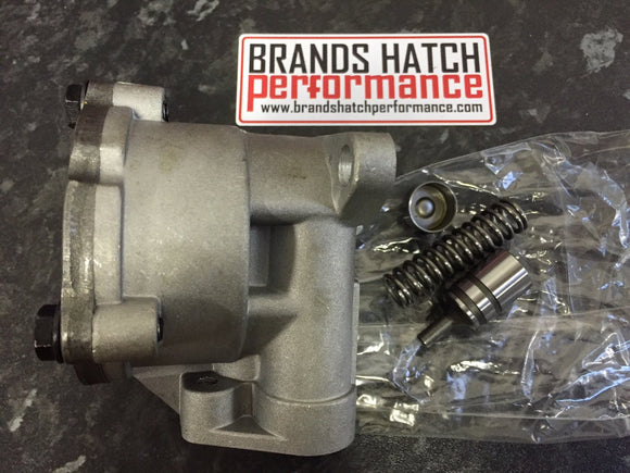 Cosworth YBP Small Turbo EECIV Escort Oil Pump - Also fits all Pinto Engines - TUNER KIT