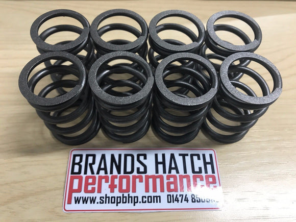 8 X Ford CVH 1.3 1.6 RS Turbo XR3i XR2 Engines Uprated Single Valve Springs