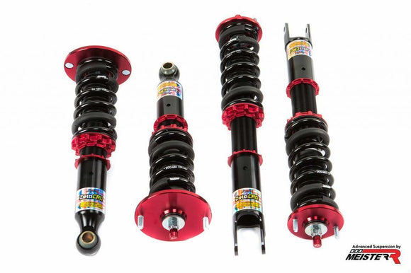Meister R ZetaCRD Coilovers for Nissan Stagea 4WD WGNC34 1996-2001
