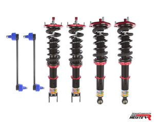 Meister R ZetaCRD Coilovers for Toyota Supra JZA80 1993-2002