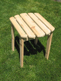 Cedar Side Table