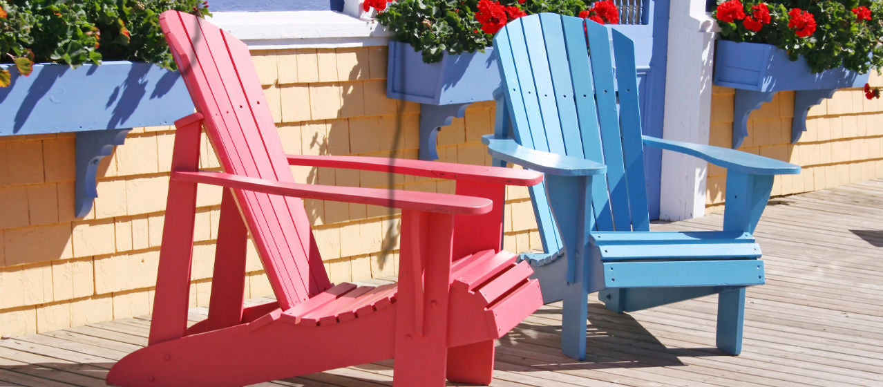 Quality Adirondack Patio Furniture