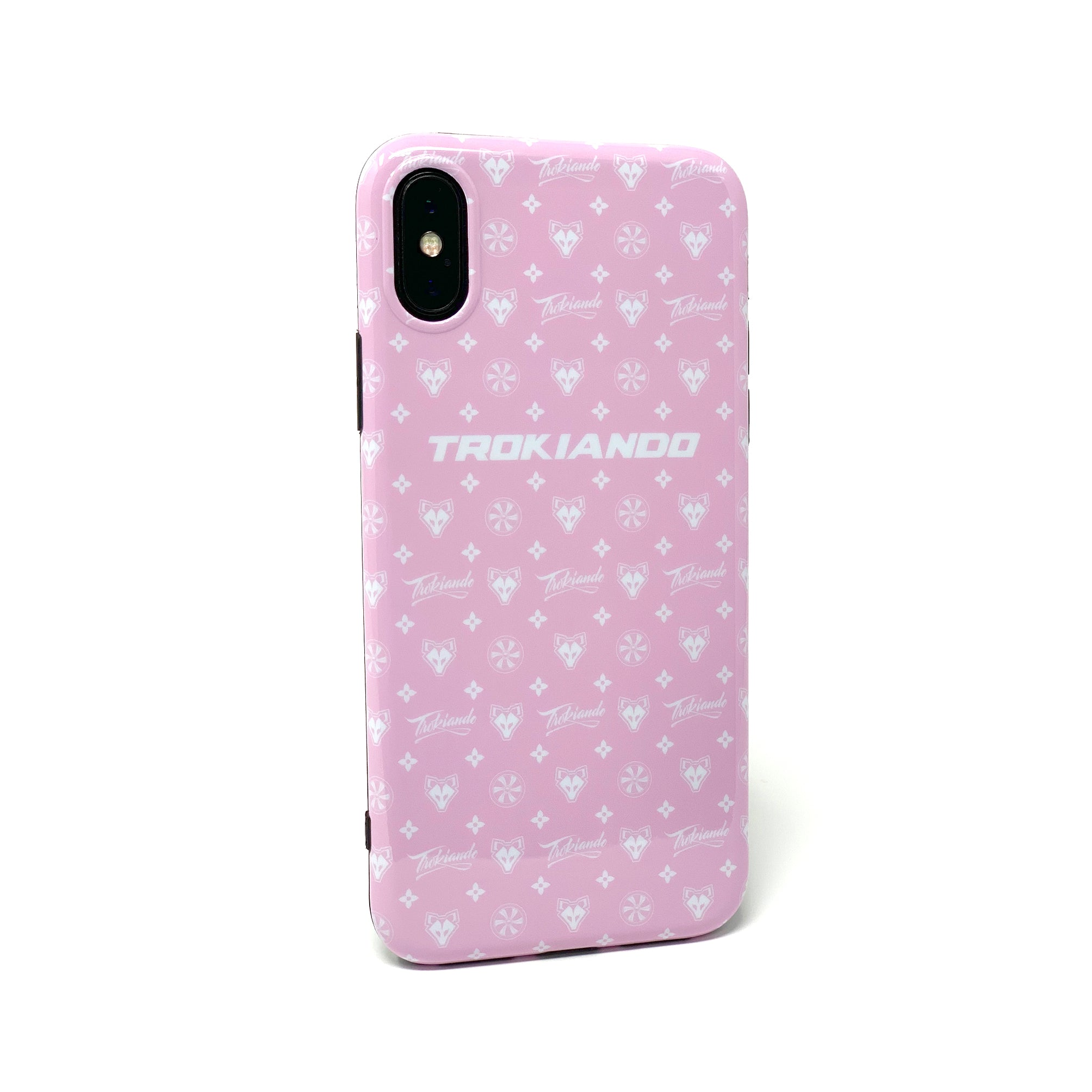 Rose Canvas Phone Case