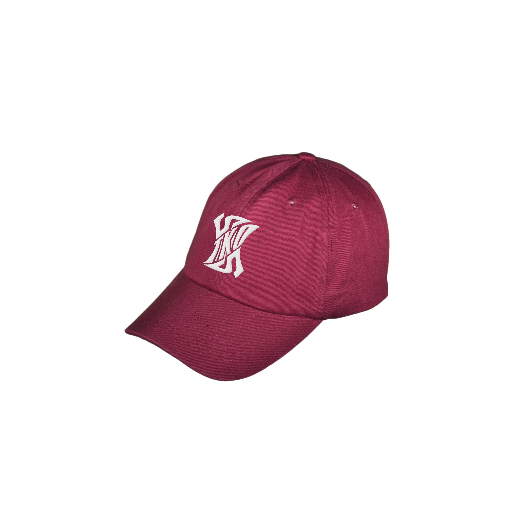 Maroon TKO Dad Hat