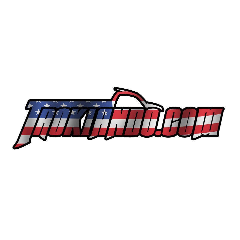 Trokiando Original Decal - USA
