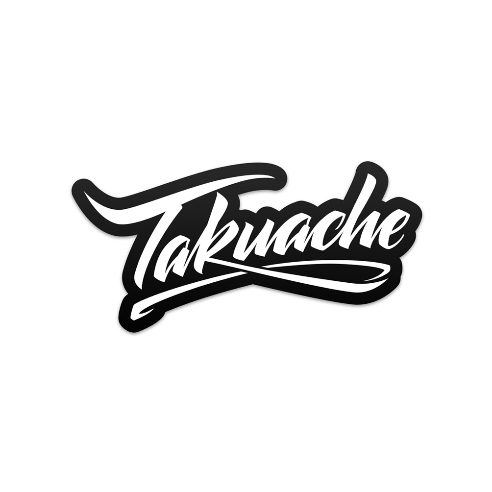 Small Takuache Decal