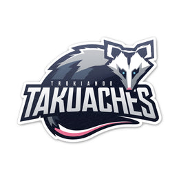 Team Takuaches Decal