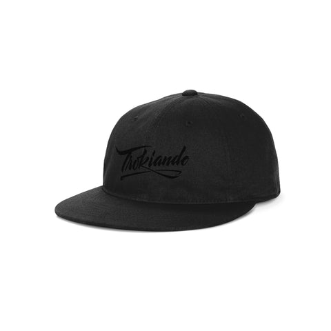 Fitted Black/Black