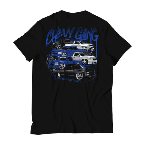CHEVY GANG V2 (BLUE)