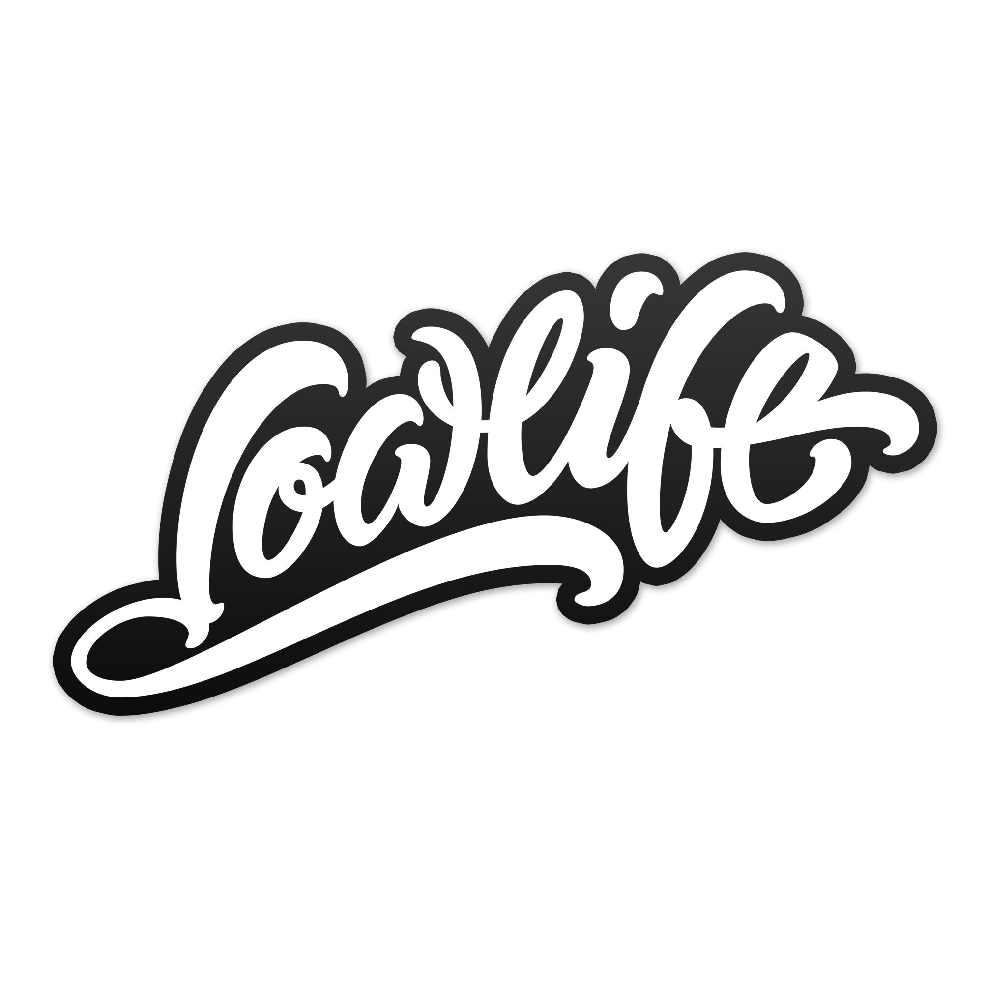 Lowlife Decal