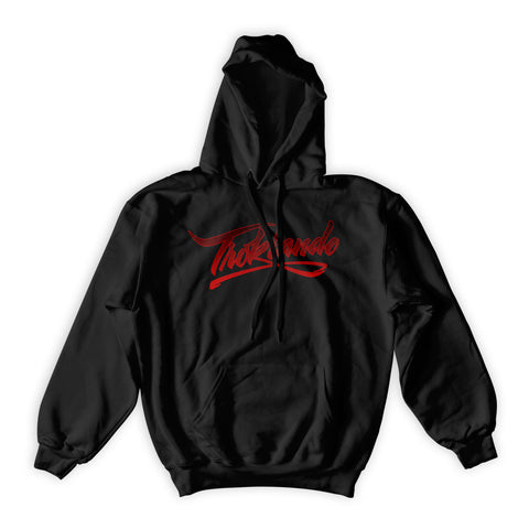 CHEVY GANG V2 HOODIE (RED)