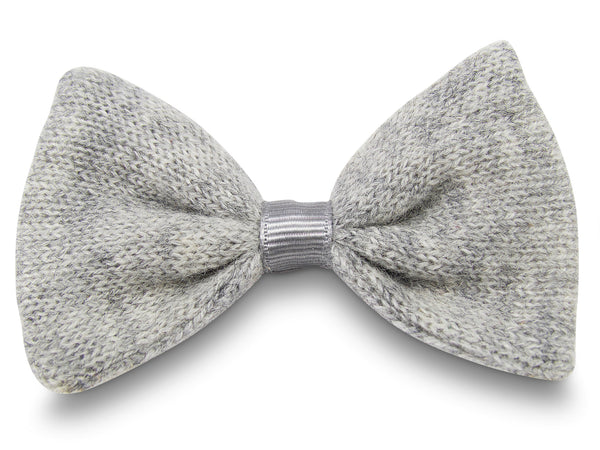 Penny cashmere hair bows