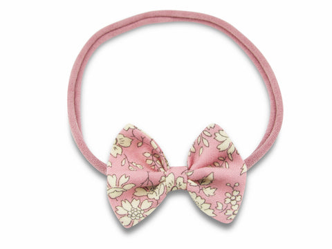 Liberty Capel S baby headband