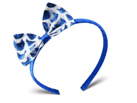 Cat lawn Bella headband