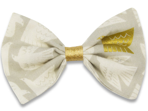 Birds of peace Bella hair bow