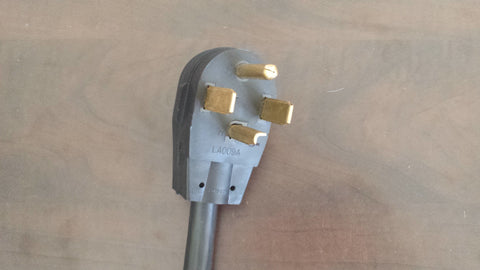 Longer 14-30 Input Cable for 30amp Dryer Buddy's