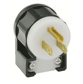 EVSE adapter to plug into common 15amp and 20amp 120 volt wall outlets, for L14-30 EVSE's - Adapter #95 v.2