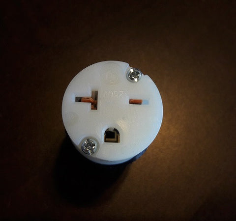 Adapter #76 20amp 6-50 Plug to 6-15 & 6-20 socket Adapter 1ft.