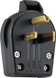 Adapter #77 30amp, 6-50 Plug to 6-30 box outlet Adapter