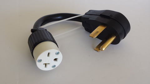 Electric dryer adapter