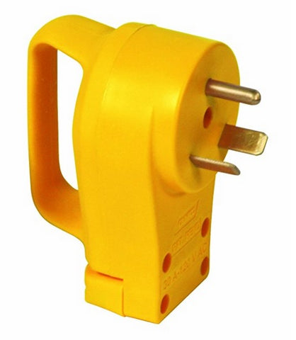Camco EZ pull TT-30 (Travel Trailer) Plug to Camco EZ-pull 14-50 socket adapter - Adapter #23