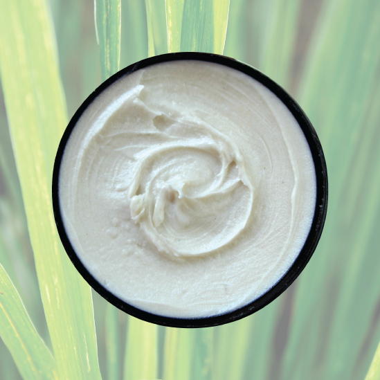 Lemongrass Deodorant Cream