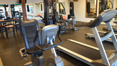 Fitness Center at Seabrook Marina, Seabrook Texas - Full Fitness Center