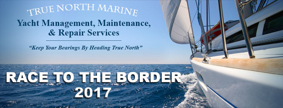 RACE TO THE BORDER 2017 - TEXAS - TRUE NORHT MARINE SPONSOR