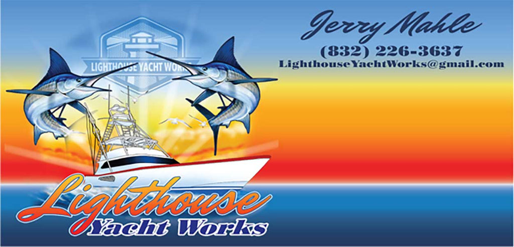 Lighthouse Yacht Works - Seabrook Marina shipyard texas