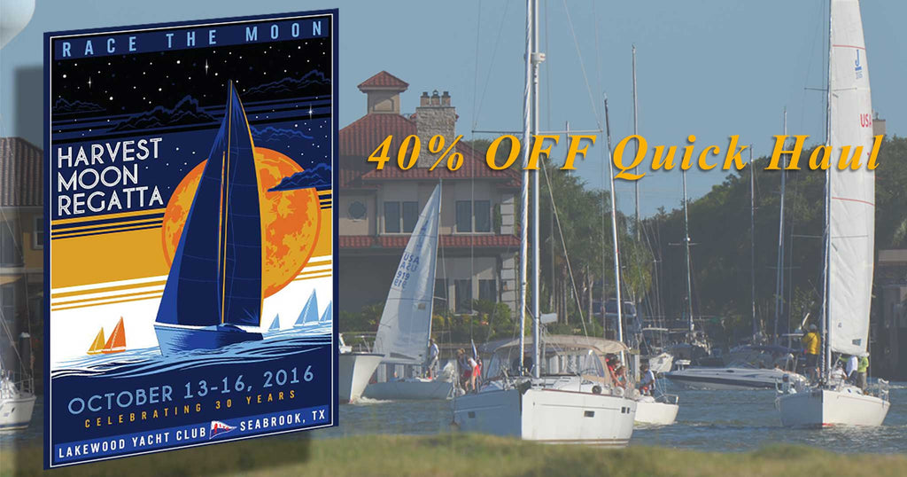 seabrook shipyard SPECIAL - Lakewood Yacht Club Harvest Moon Regatta - Quick Haul