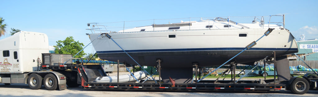 Seabrook Marina transportation services