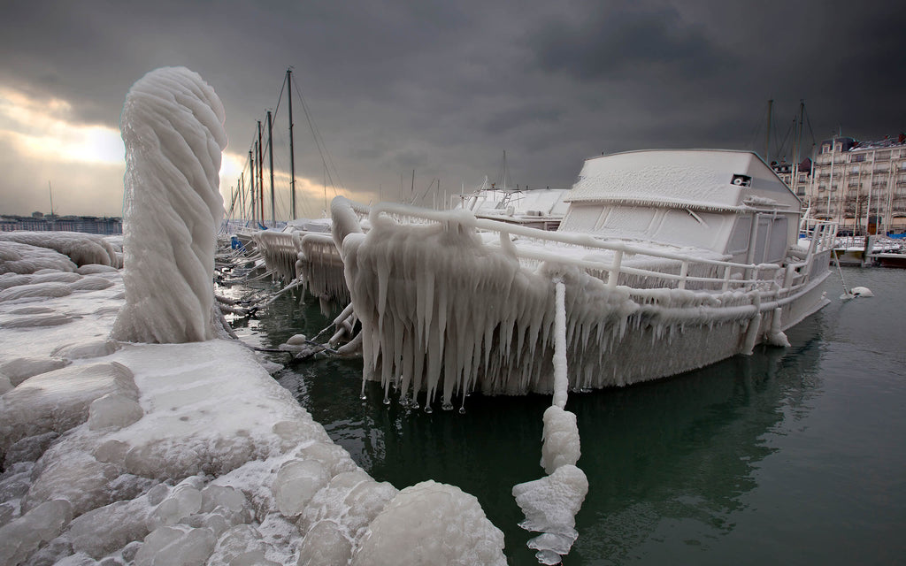 how to winterize your boat - seabrook marina center and shipyard