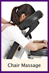 Benefits of Chair Massage for muscle relaxation and pain relief