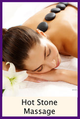 Benefits of Hot Stone use during a Massage