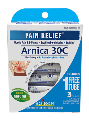 Boiron Arnica 30C Pain Relief Homeopathic