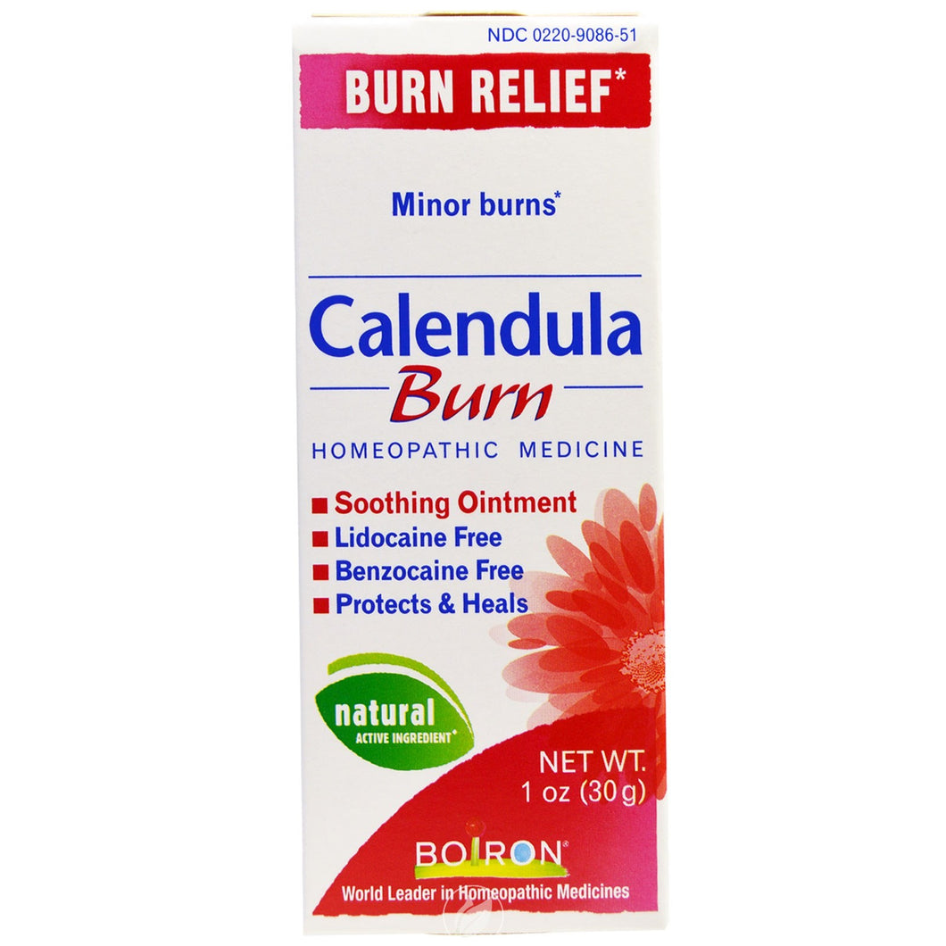 Boiron Calendula Burn Homeopathic 1 oz