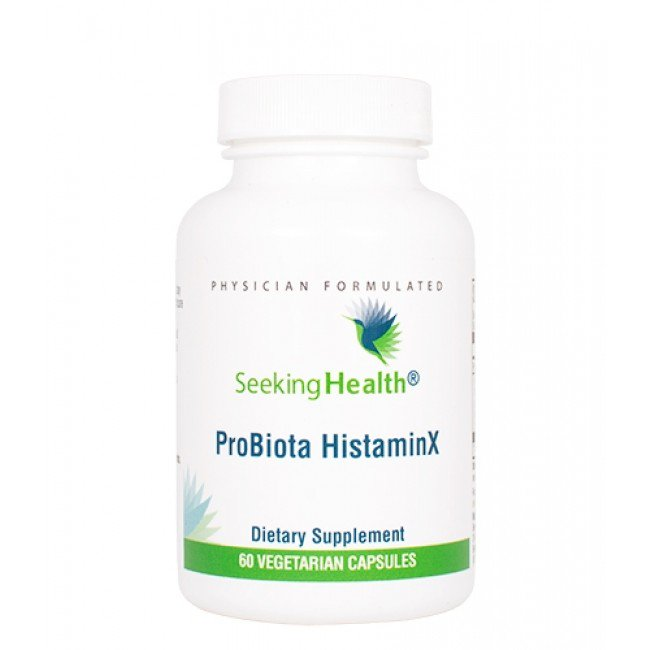 ProBiota HistaminX by Seeking Health