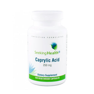 Caprylic Acid by SeekingHealth  120 caps