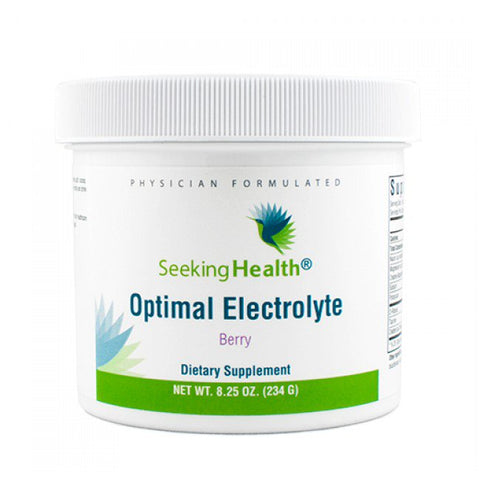 Optimal Electrolyte by SeekingHelth, Berry Flavor