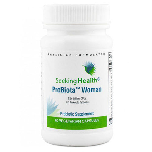 ProBiota Woman by SeekingHealth 60 Capsules