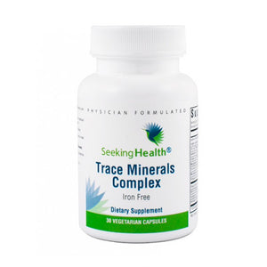 Trace Minerals Complex 30 Capsules by SeekingHealth