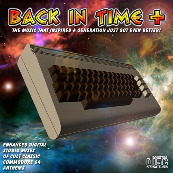 Back in Time - the original *now with 11 BIT+ enhanced tracks* - C64Audio - 1