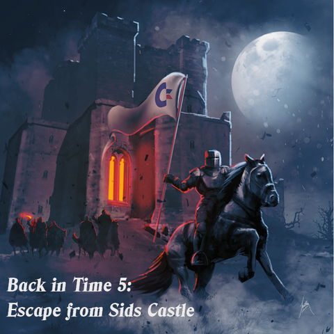 Back in Time 5: Escape from SIDs Castle (Digital Album)