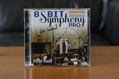8-Bit Symphony Pro - CD/Digital double album