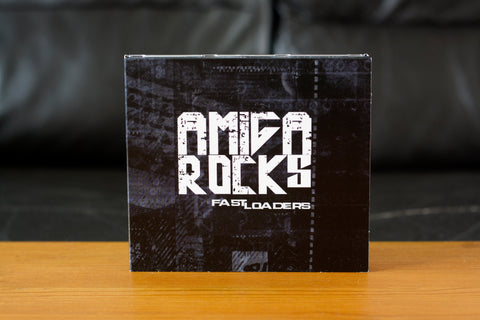 Amiga Rocks (FastLoaders) - 3 x CD of Amiga Game Remixes