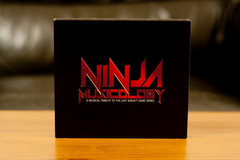 Ninja Musicology - 3xCD Tribute to the Last Ninja® Game Series
