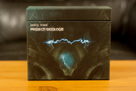 Project Sidologie (C64 meets Jarre/Vangelis) - 8-disc Luxury Box