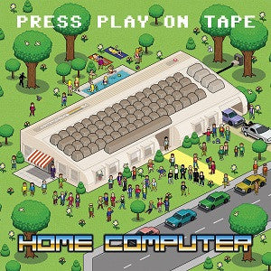 PRESS PLAY ON TAPE - Home Computer (signed by Rob Hubbard) - C64Audio