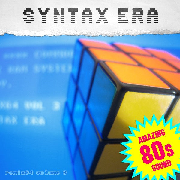 Remix 64 - Syntax Era - C64Audio